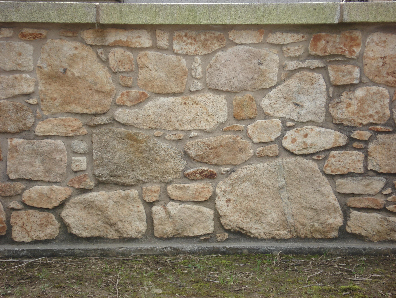 P1piedra rehabilitaci n - Tipos de muros de piedra ...